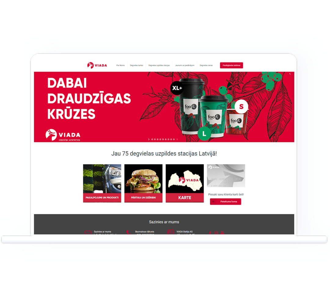 svetainės partnerių reklama
